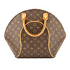 Louis Vuitton Monogram Canvas Ellipse MM Bag (Pre Owned)