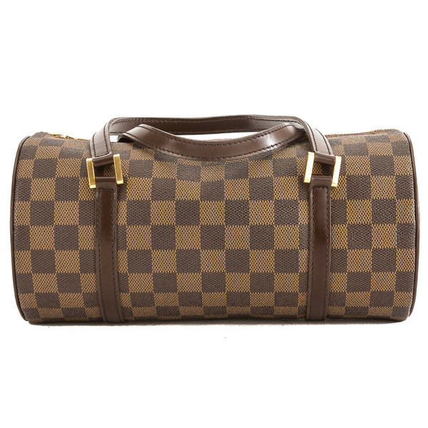 6a700c1a8368 Louis Vuitton Damier Ebene Canvas Papillon 26 Bag (3862013 ...