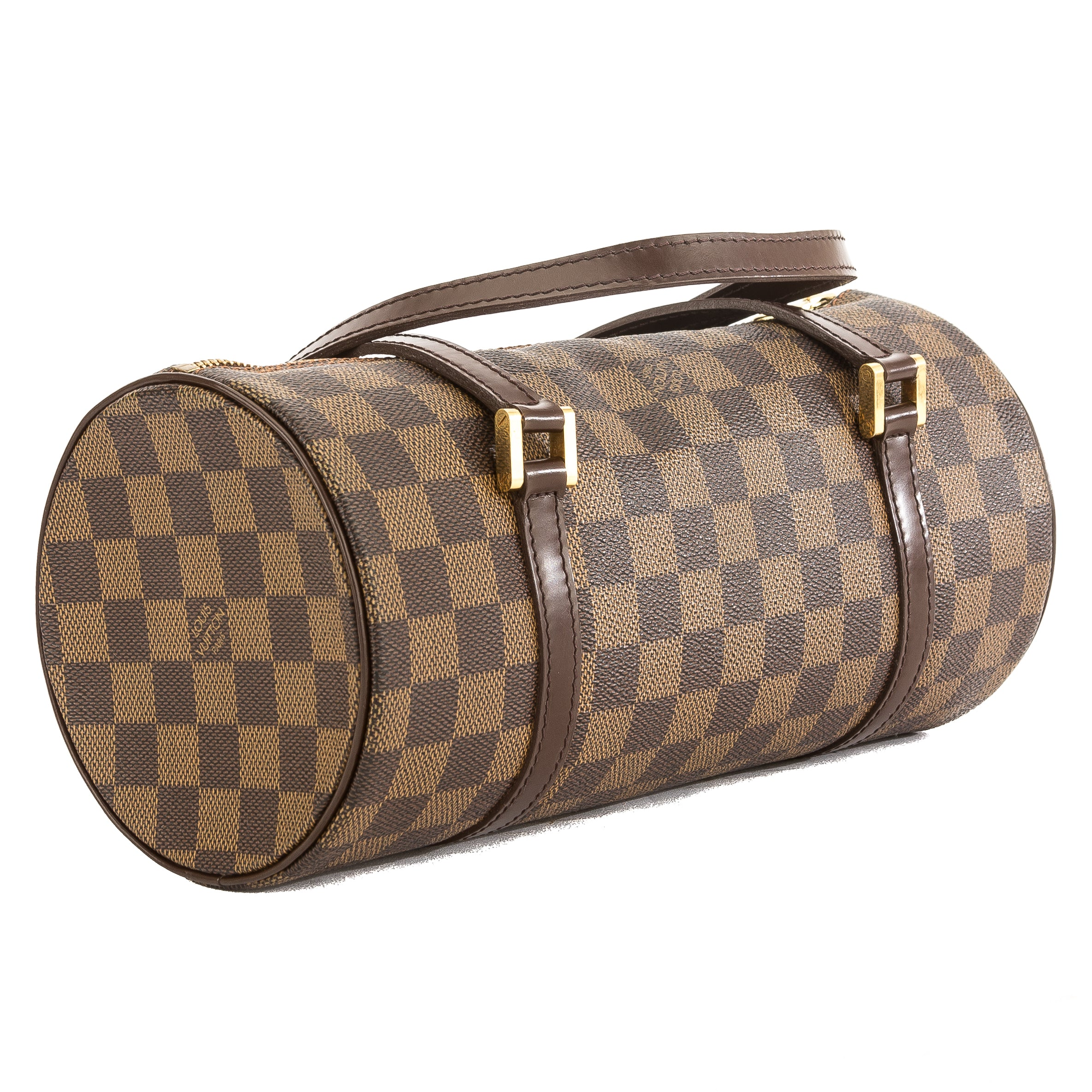 ed2f674c06d7 Louis Vuitton Damier Ebene Canvas Papillon 26 Bag (3862013) - 3862013