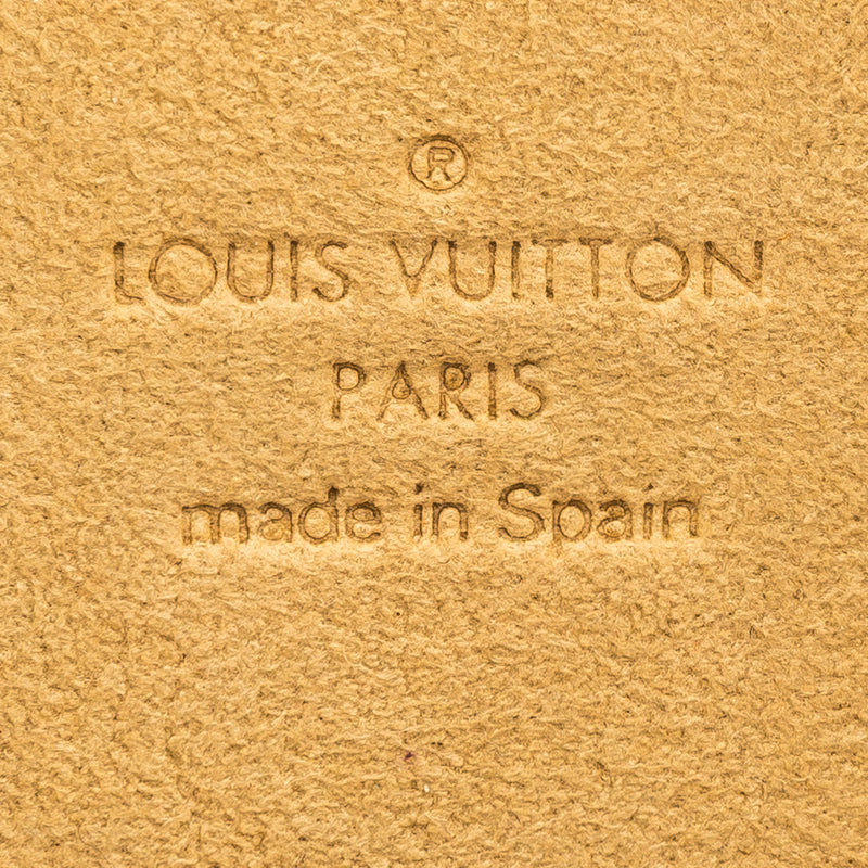 Louis Vuitton Monogram Canvas Pochette Twin GM Bag (Pre Owned)