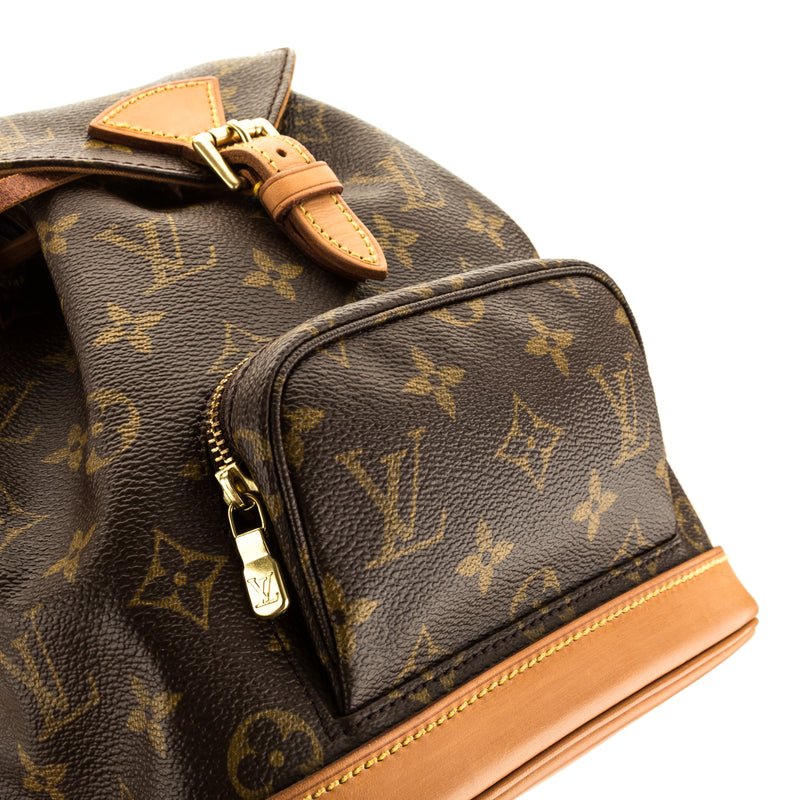 Louis Vuitton Monogram Montsouris PM Backpack (3878013)