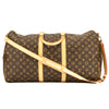Louis Vuitton Monogram Keepall Bandouliere 55 (3893016)