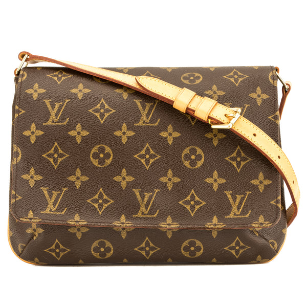 e96d399d0cf36 Louis Vuitton Monogram Canvas Musette Salsa Short Strap Bag Pre Owned