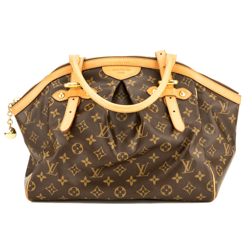 Louis Vuitton Monogram Canvas Tivoli GM Bag (3913019)