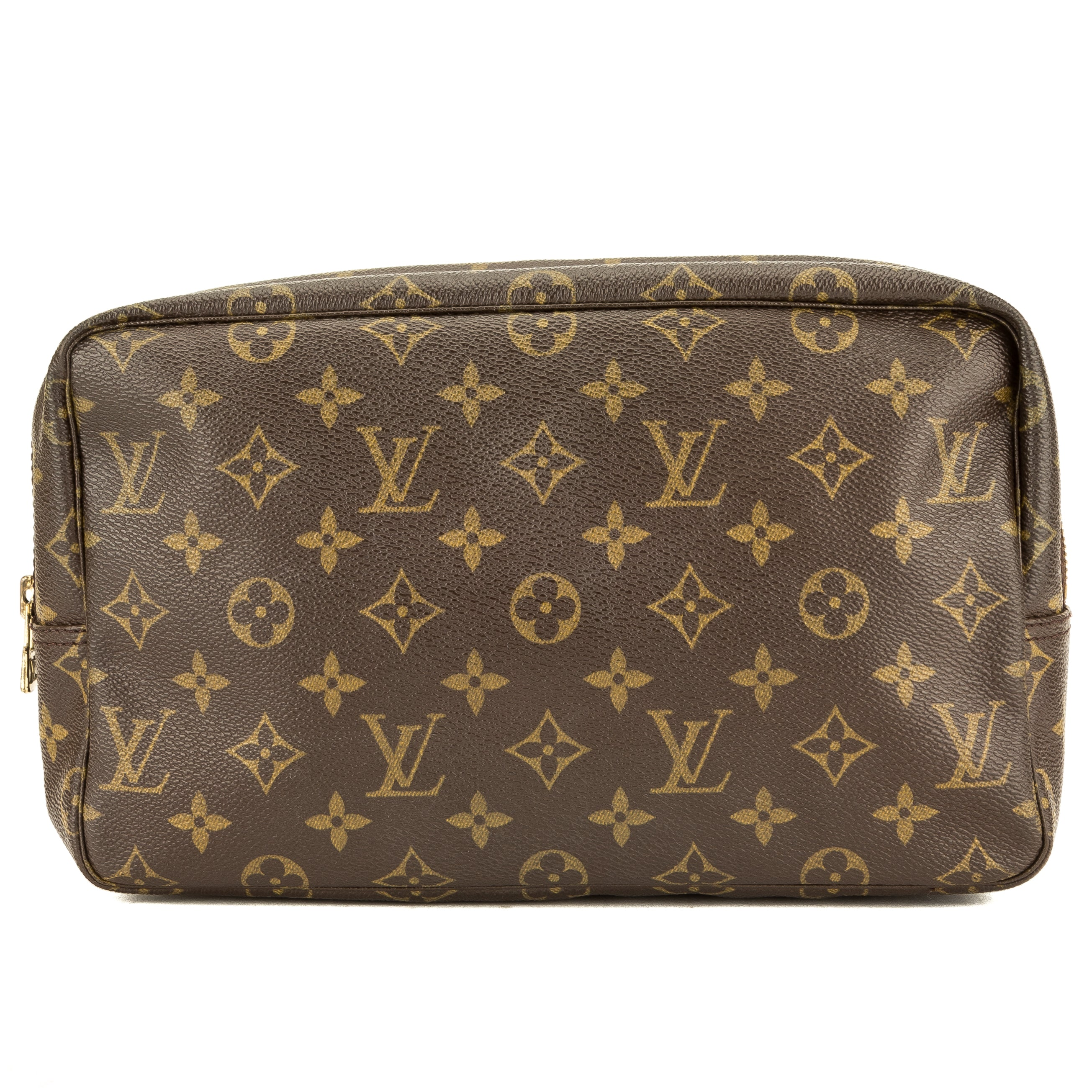 Louis Vuitton Monogram Trousse Toilette 28 Cosmetic Pouch (3919032 ... 0eb5060fb565a