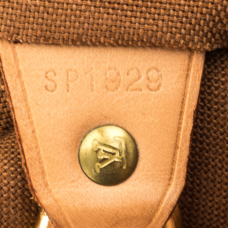 Louis Vuitton Monogram Montsouris MM Backpack (3921022)