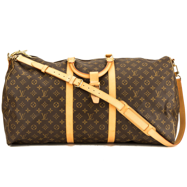 Louis Vuitton Monogram Keepall Bandouliere 60 (3929002)