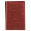 Louis Vuitton Bordeaux Epi Pocket Organiser (3930010)