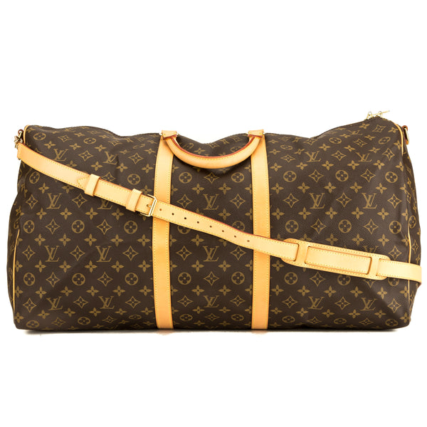 Louis Vuitton Monogram Keepall Bandouliere 60 (3930019)