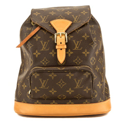 Louis Vuitton Monogram Montsouris MM Backpack (3932004)