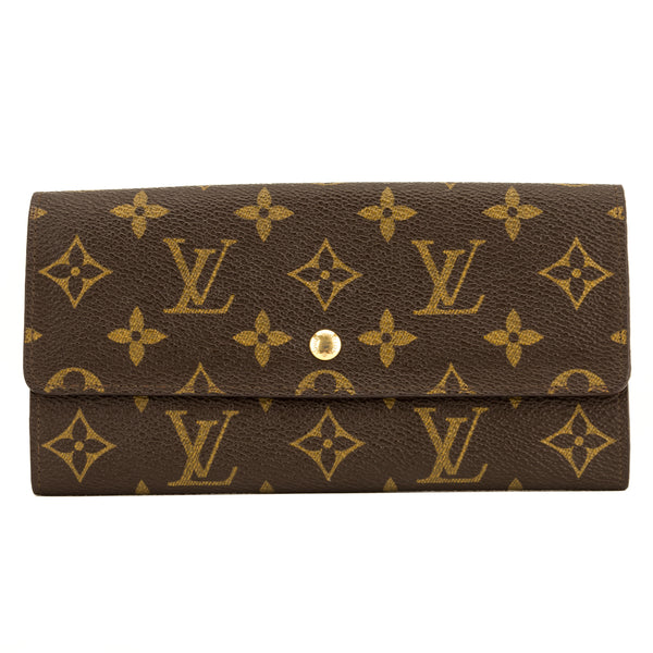Louis Vuitton Monogram Sarah Wallet (3935009)
