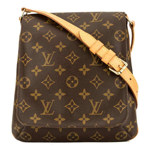 Louis Vuitton Monogram Musette Salsa Short Strap (3937014)