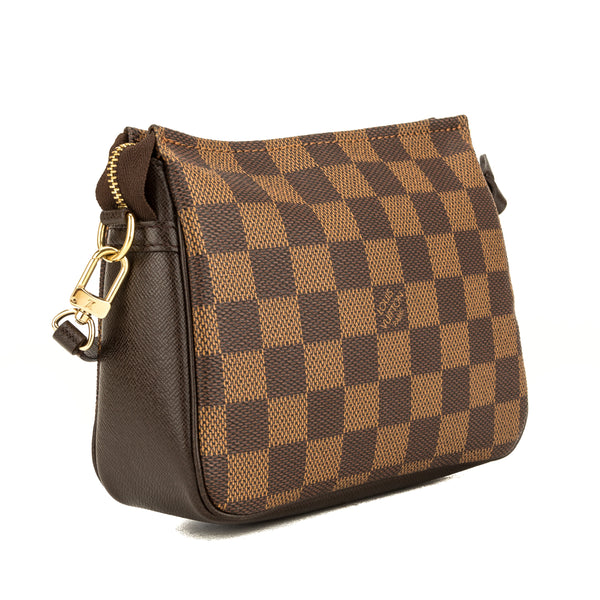 Louis Vuitton Damier Ebene Trousse Cosmetic Tote (3938012)