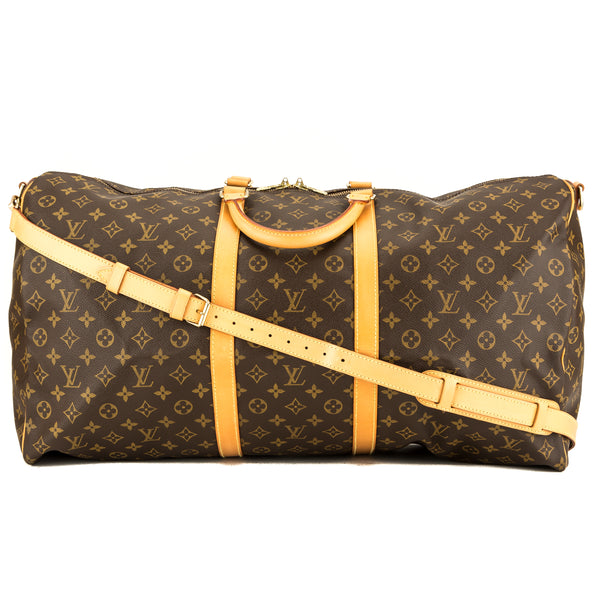Louis Vuitton Monogram Keepall Bandouliere 60 (3938023)