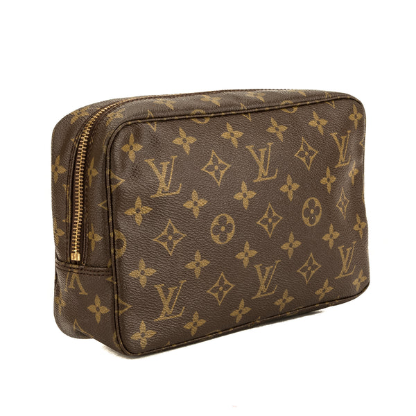 Louis Vuitton Monogram Trousse Toilette 25 Cosmetic Pouch (3938033)