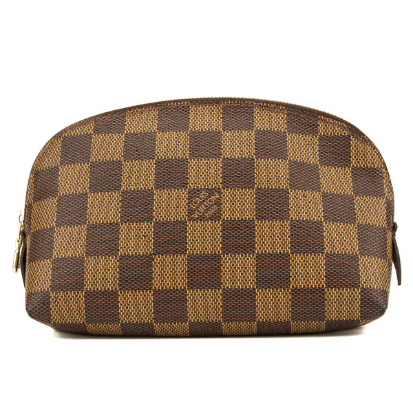 Louis Vuitton Damier Ebene Cosmetic Pouch (3938039)