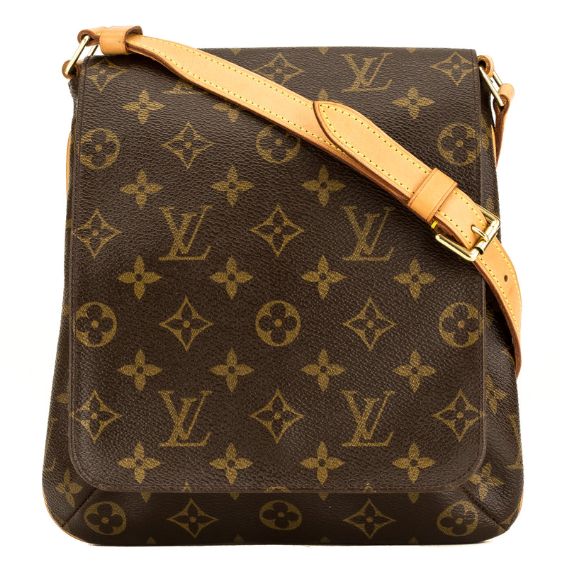 Louis Vuitton Monogram Musette Salsa Short Strap (3938048)