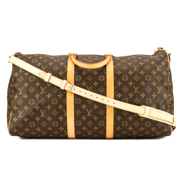Louis Vuitton Monogram Keepall Bandouliere 55 (3939009)