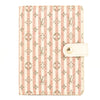 Louis Vuitton Red Monogram Mini Lin Croisette Agenda PM Cover (3940004)