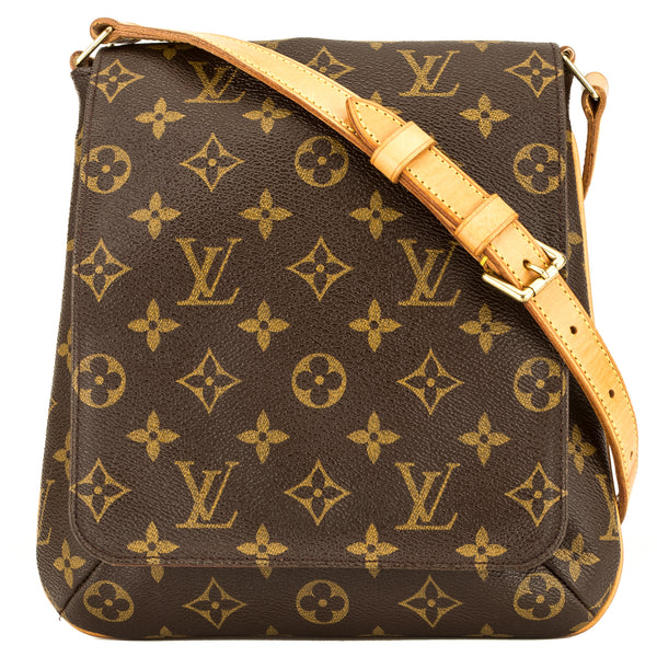 Louis Vuitton Monogram Musette Salsa Short Strap (3941010)