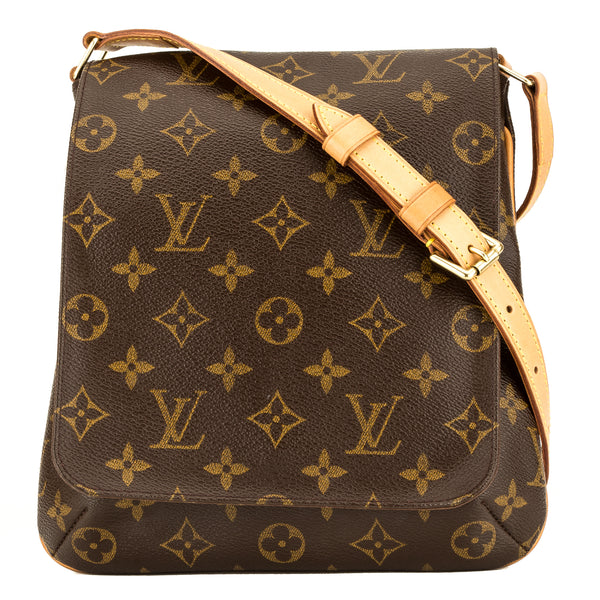 Louis Vuitton Monogram Musette Salsa Short Strap (3941011)