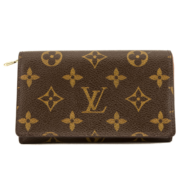 Louis Vuitton Monogram Porte-Tresor Wallet (3941019)