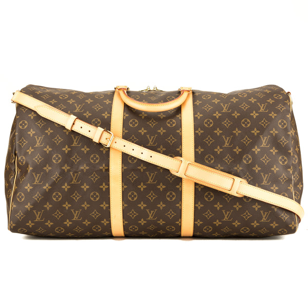 Louis Vuitton Monogram Keepall Bandouliere 60 (3942007)