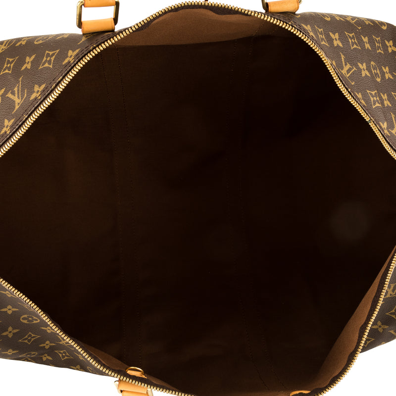 Louis Vuitton Monogram Keepall Bandouliere 60 (3942025)