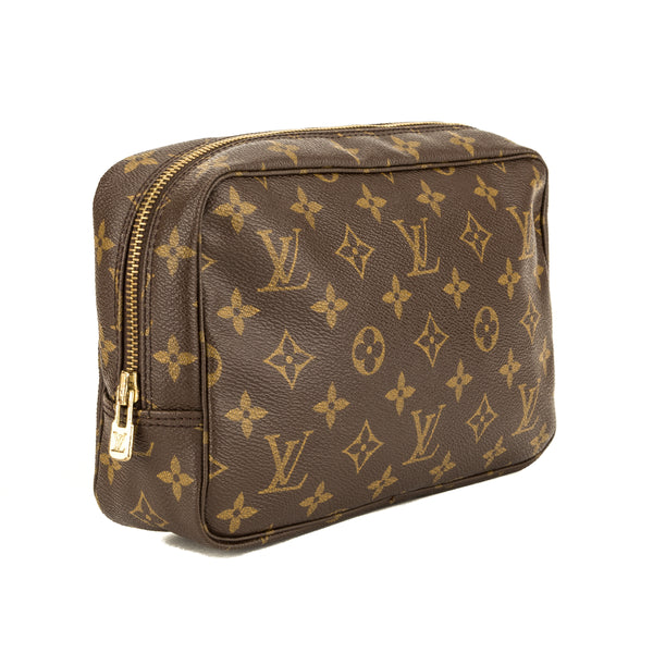 Louis Vuitton Monogram Trousse Toilette 23 (3942034)