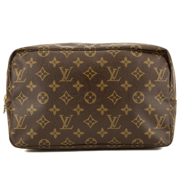 Louis Vuitton Monogram Trousse Toilette 28 (3942035)