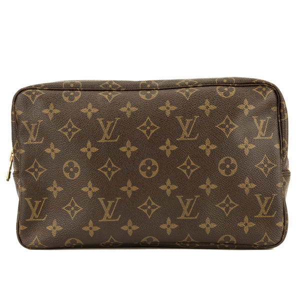 Louis Vuitton Monogram Trousse Toilette 28 (3942036)