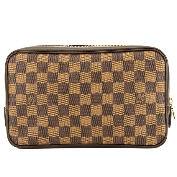Louis Vuitton Damier Ebene Trousse Toilette 23 (3942037)