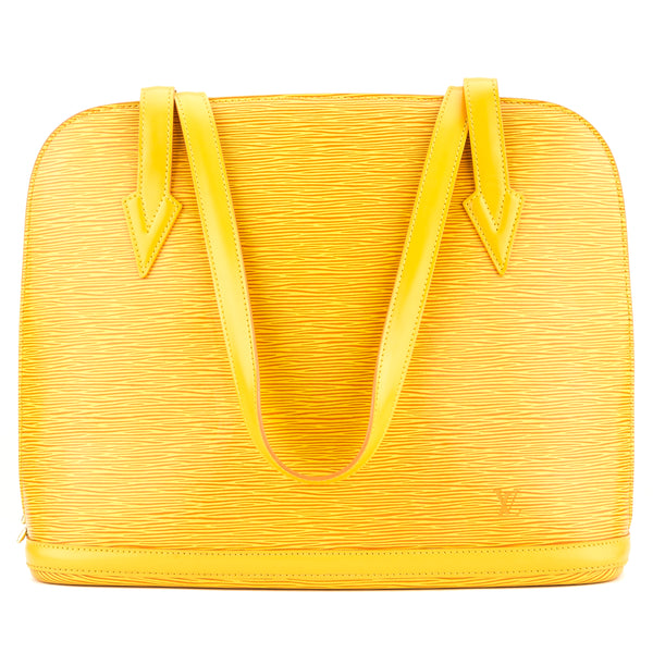 Louis Vuitton Tassil Yellow Epi Lussac (3942038)
