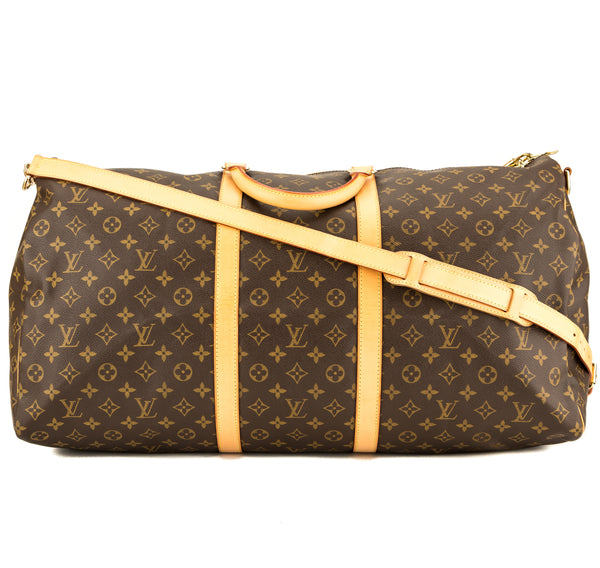 Louis Vuitton Monogram Keepall Bandouliere 60 (3944017)
