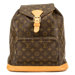 Louis Vuitton Monogram Montsouris GM Backpack (3944028)