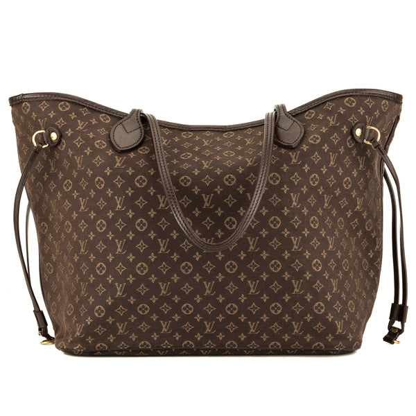 e93444a607b4 Louis Vuitton Ebene Monogram Idylle Neverfull MM (3945006) - 3945006 ...