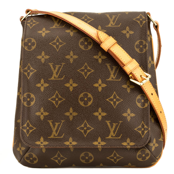 Louis Vuitton Monogram Musette Salsa Short Strap (3946006)