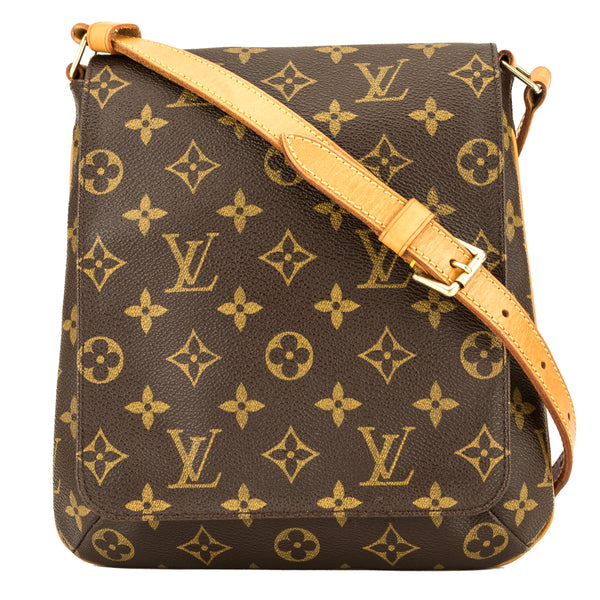 Louis Vuitton Monogram Musette Salsa Short Strap (3946015)