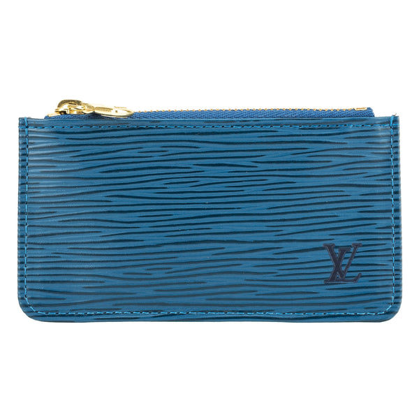 Louis Vuitton Toledo Blue Epi Key Pouch (3947011)