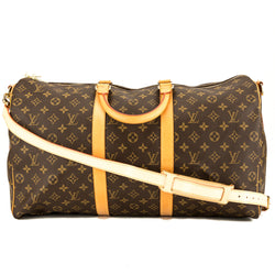 Louis Vuitton Monogram Keepall Bandouliere 50 (3947016)