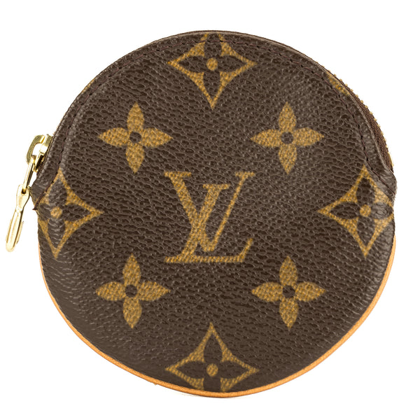 Louis Vuitton Monogram Round Coin Purse (3947018)