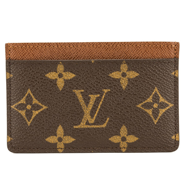 Louis Vuitton Monogram Simple Card Holder (3947020)
