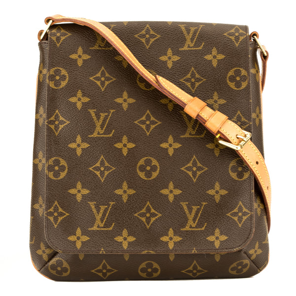 Louis Vuitton Monogram Musette Salsa Short Strap (3947021)