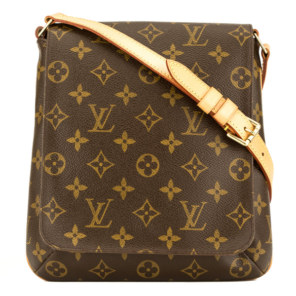 Louis Vuitton Monogram Musette Salsa Short Strap (3947038)