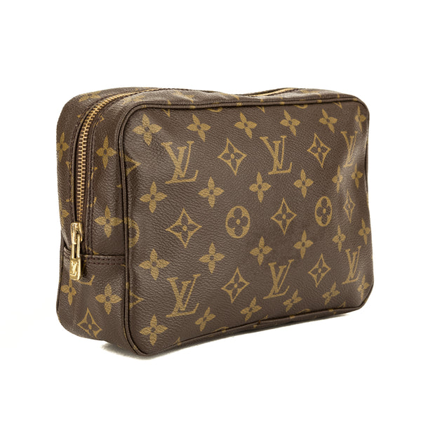Louis Vuitton Monogram Trousse Toilette 23 (3947044)