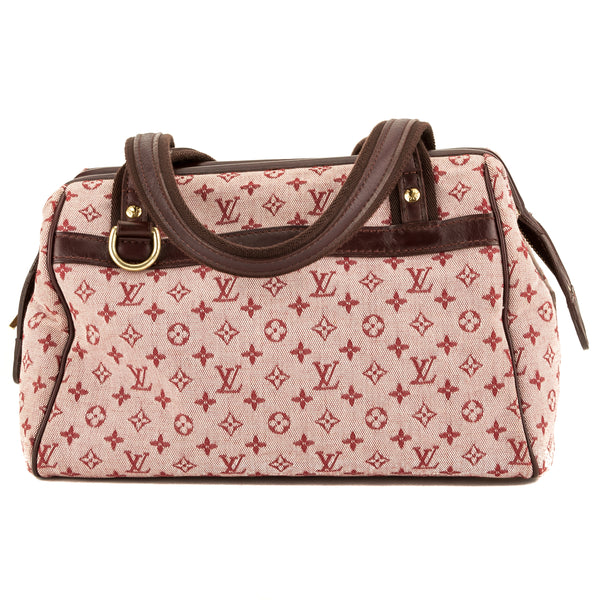 Louis Vuitton Cerise Monogram Mini Lin Josephine PM (3948018)
