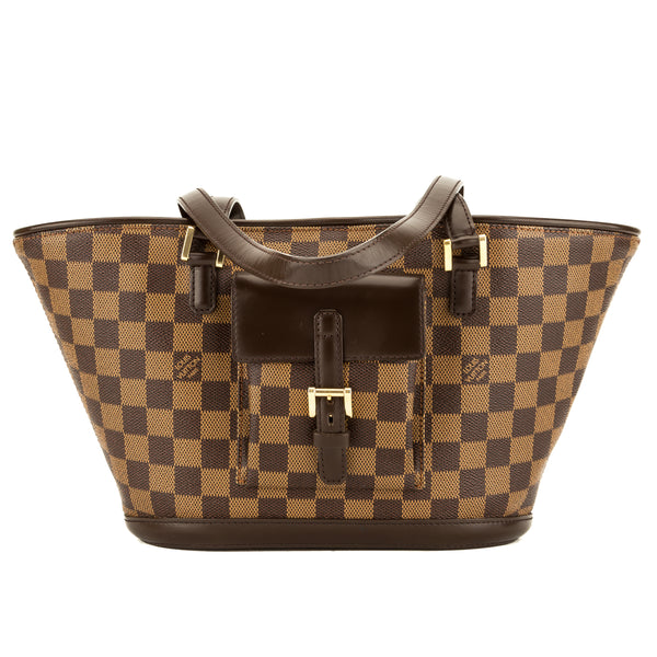 Louis Vuitton Damier Ebene Manosque PM (3950012)