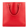Louis Vuitton Castillian Red Epi Sac Plat PM (3950020)