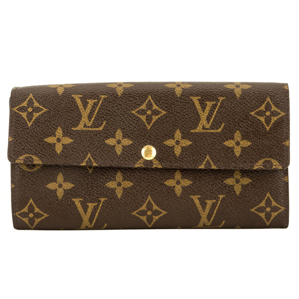 Louis Vuitton Monogram Porte-Papier Zip Wallet (3952005)