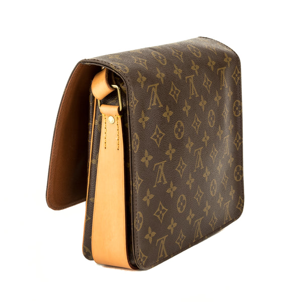 Louis Vuitton Monogram Cartouchiere GM (3952010)